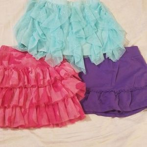 Other - Various girl skirts